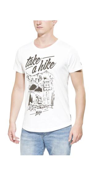 Maloja RickM. T-Shirt Men cream hike